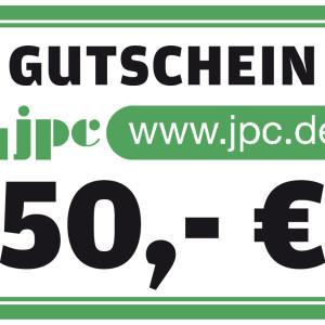 JPC Gutschein 50€