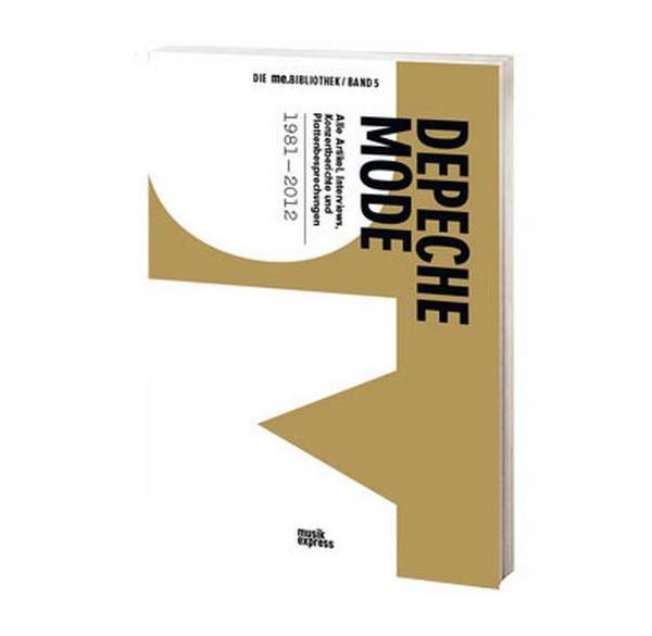 DIE ME-BIBLIOTHEK Band 5: Depeche Mode