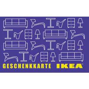 ikea gutschein 50 euro musikexpress shop. Black Bedroom Furniture Sets. Home Design Ideas