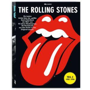 "Musikexpress Ausgabe 07/2014 + ME.CLASSICS Sonderheft Teil II 1980-1999 ""The Rolling Stones"""